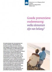 10 tips preventieve ouderenzorg