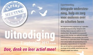 Uitnodiging Expertmeeting 7 september